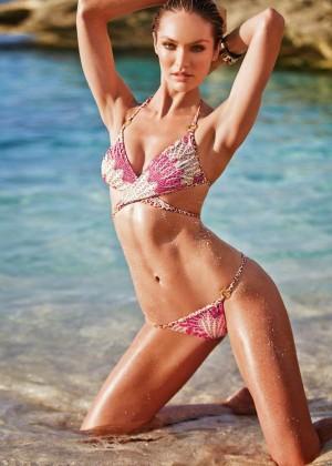 Candice Swanepoel: VS Bikini -11