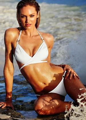 Candice Swanepoel: VS Bikini -12