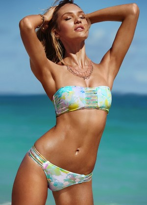 Candice Swanepoel in Bikini for VS 2014 -01