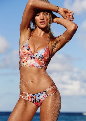Candice Swanepoel in Bikini for VS 2014 -05
