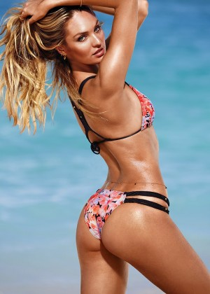 Candice Swanepoel in Bikini for VS 2014 -11