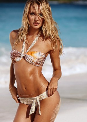 Candice Swanepoel in Bikini for VS 2014 -12
