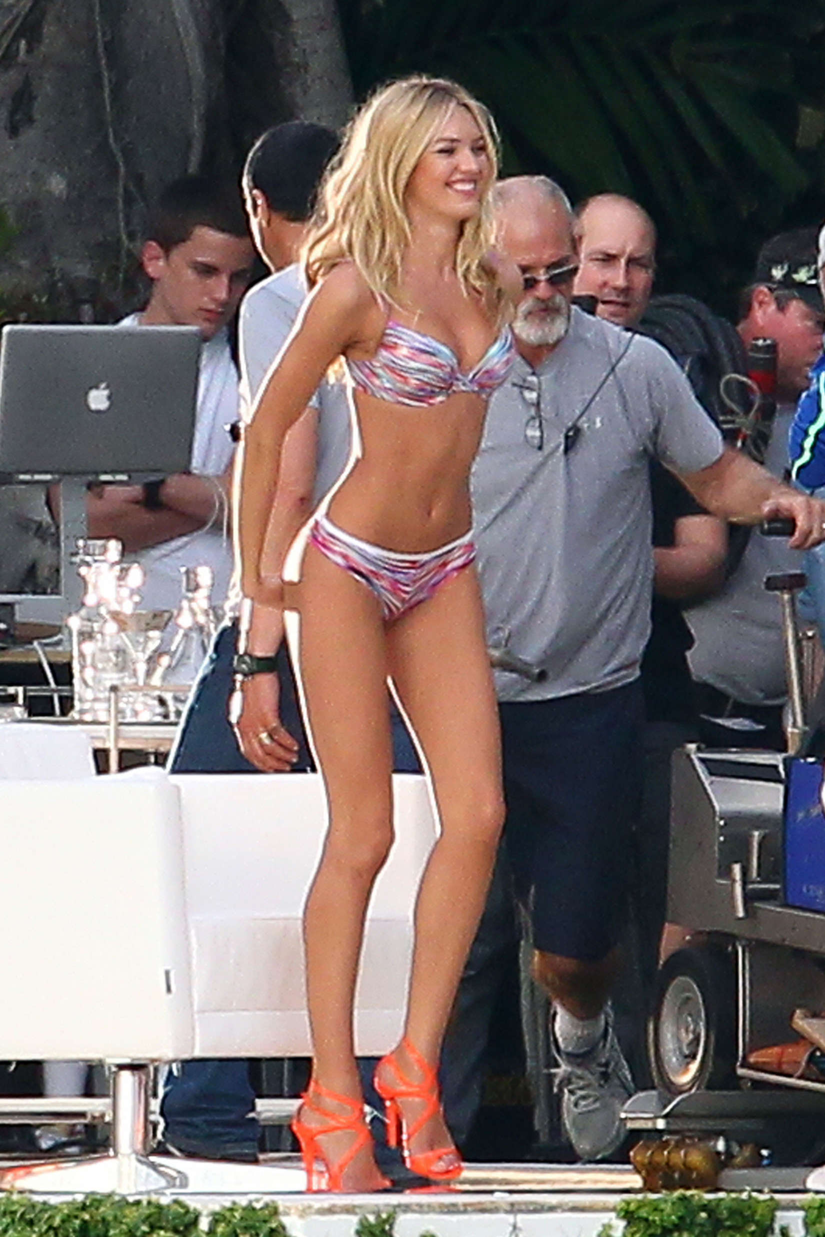 Candice Swanepoel VS Bikini PhotoShoot-16