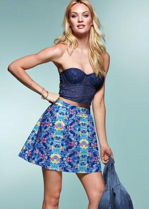 Victorias Secret 2014: Candice Swanepoel -17