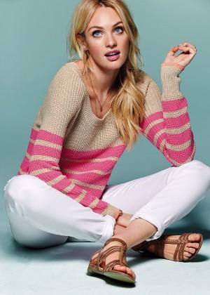 Victorias Secret 2014: Candice Swanepoel -29