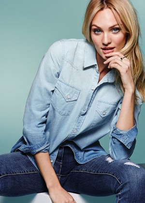 Victorias Secret 2014: Candice Swanepoel -66