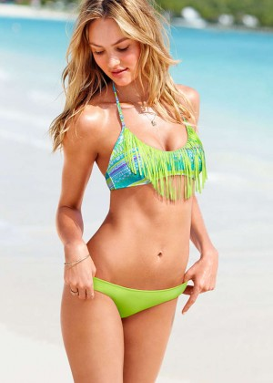 Candice Swanepoel - Victorias Secret May 2014 Bikini Collection -05
