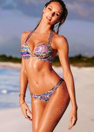 Candice Swanepoel - Victorias Secret May 2014 Bikini Collection -07