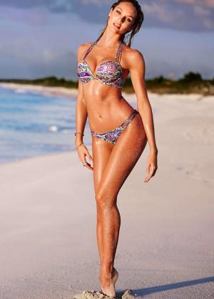 Candice Swanepoel - Victorias Secret May 2014 Bikini Collection -08