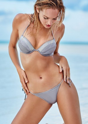 Candice Swanepoel - Victoria's Secret Bikini Photoshoot (November 2014)