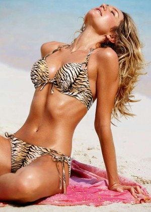 Candice Swanepoel - Victoria's Secret Bikini (September 2014) adds