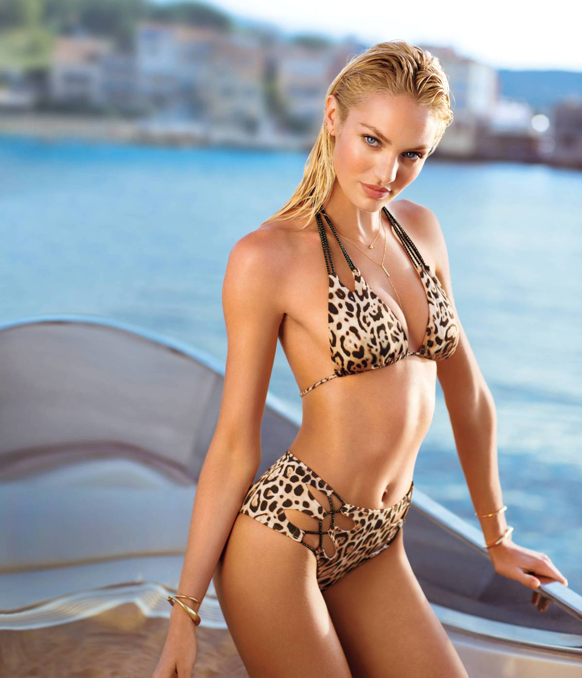 Candice swanepoel victorias secret swimwear feb 2014 hq photo shoot - 2019 year