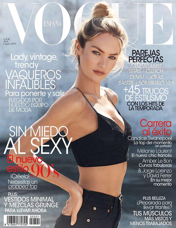 Candice Swanepoel 2013 : Candice Swanepoel – Vogue Spain 2013 -09