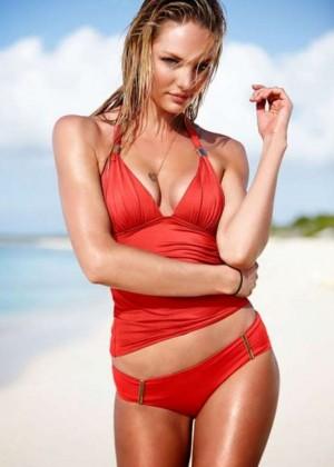 Candice Swanepoel: VS Bikini 2014 -05