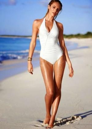 Candice Swanepoel: VS Bikini 2014 -09