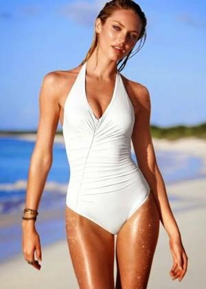 Candice Swanepoel: VS Bikini 2014 -22