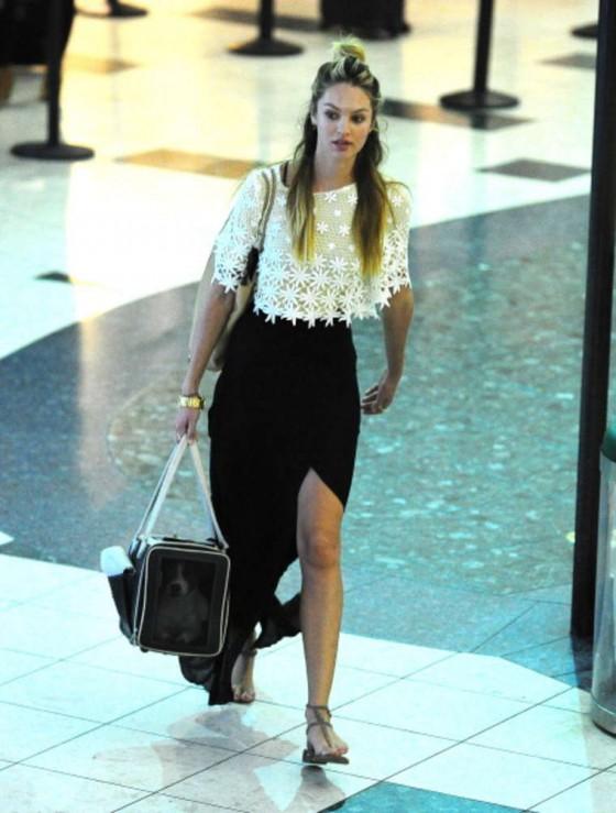Candice Swanepoel Without Makeup 09 Gotceleb