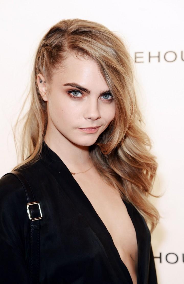 Cara-Delevingne:-Elle-Style-Awards-2014-