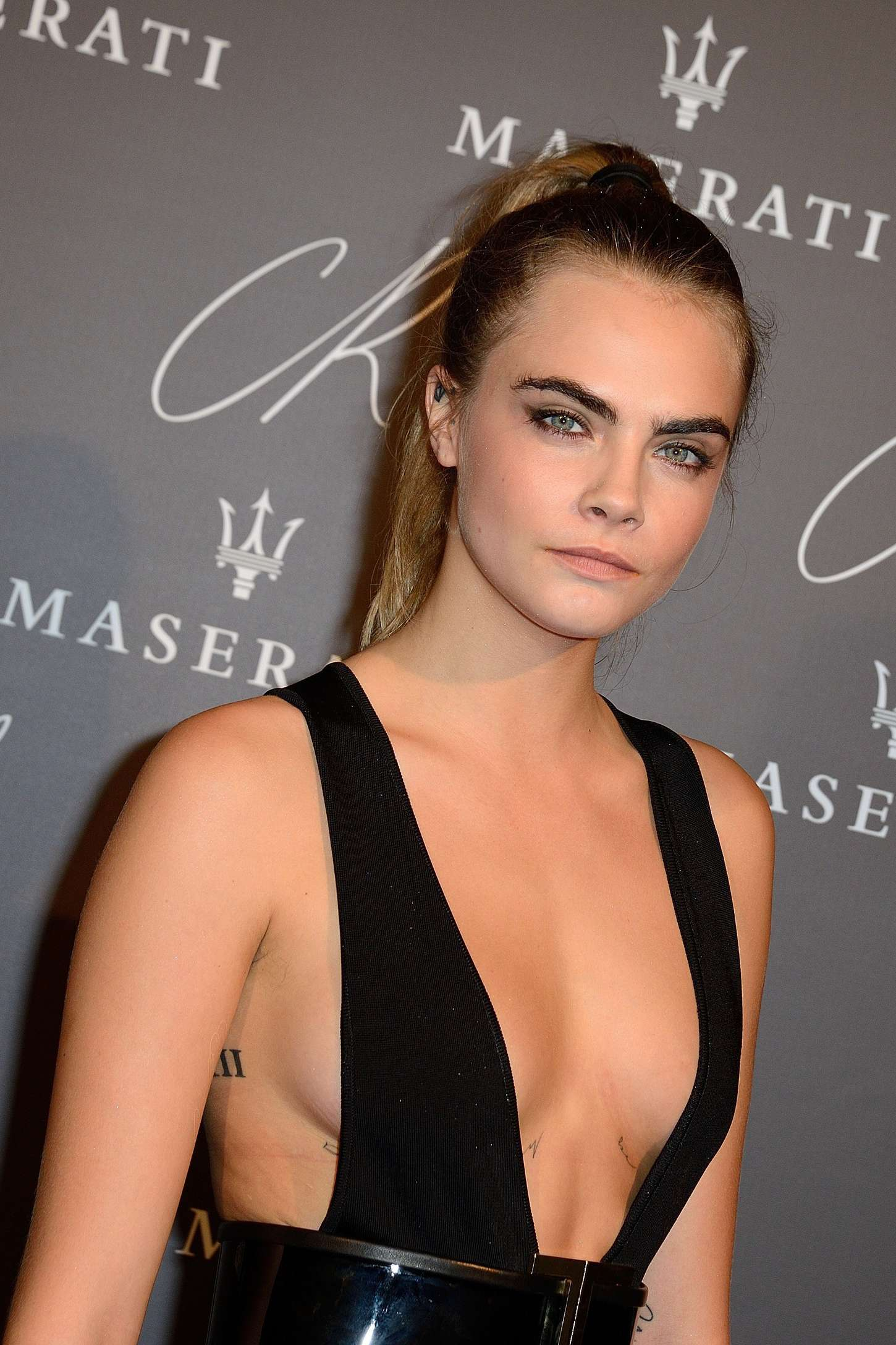 Cara Delevingne Cr Fashion Book Issue N5 Launch Party 06