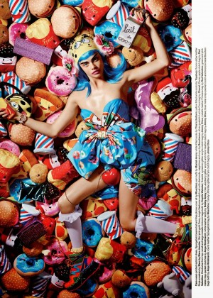 Cara Delevingne - Love Magazine (Fall 2014)