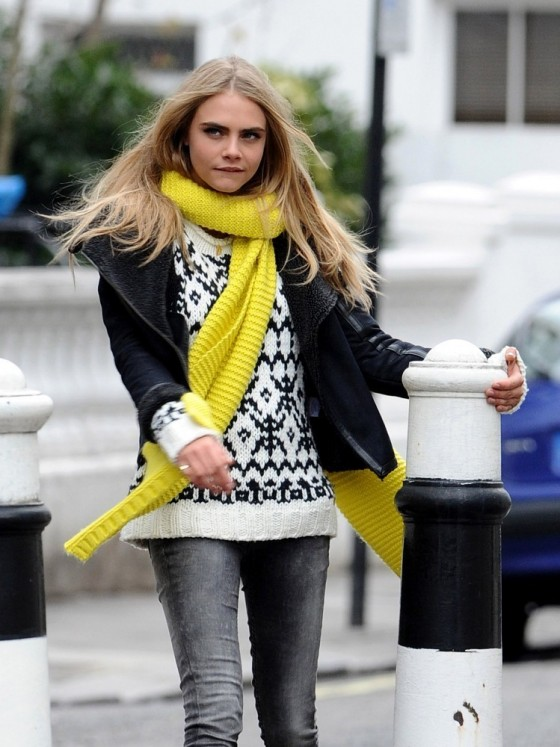 Cara Delevingne – Photoshoot in London -14