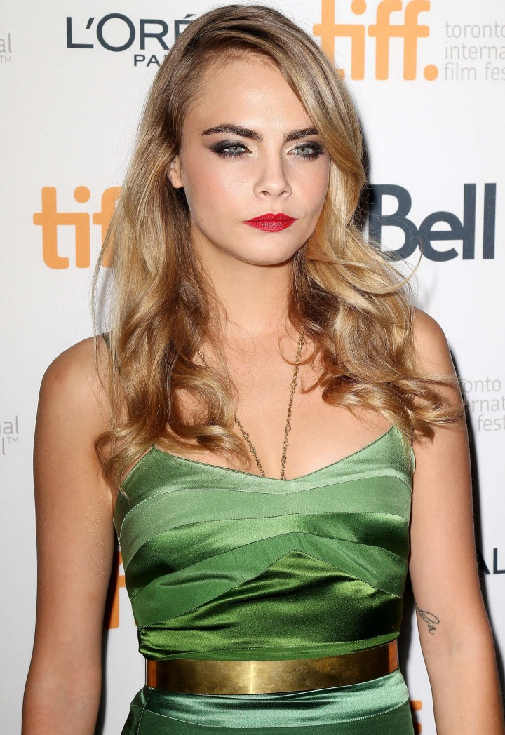 "Cara Delevingne - ""The Face Of An Angel"" TIFF Premiere in Toronto"