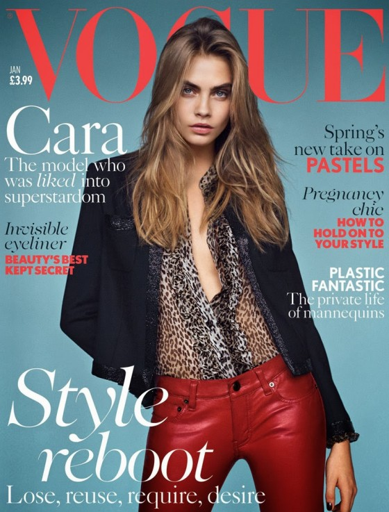 Cara Delevingne: Vogue UK -01