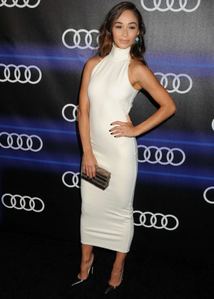 Cara Santana - 2014 Audi's Celebration of Emmys Week in LA