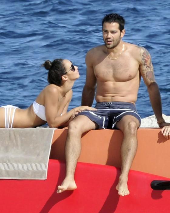 Cara Santana in Bikini in Monte Carlo -03