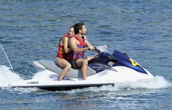 Cara Santana in Bikini in Monte Carlo -07