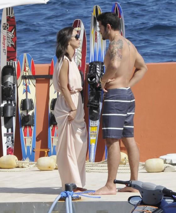 Cara Santana in Bikini in Monte Carlo -10