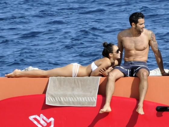 Cara Santana in Bikini in Monte Carlo -21
