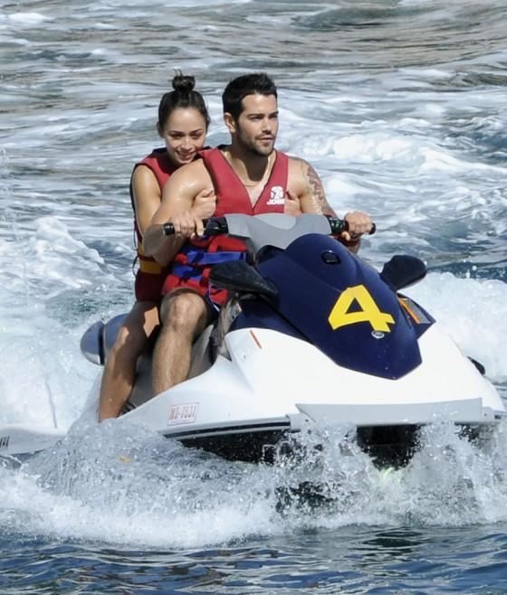 Cara Santana in Bikini in Monte Carlo -26