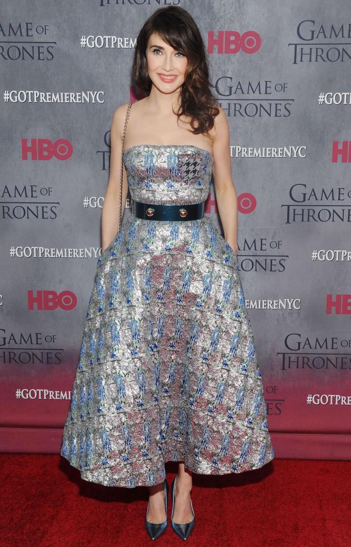 Carice van Houten: Game of Thrones NY Premiere -03