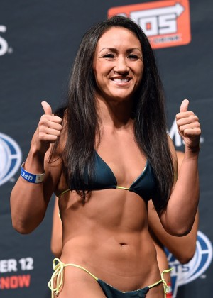 Carla Esparza - TUF 20 Finale Fighter Salaries in Las Vegas