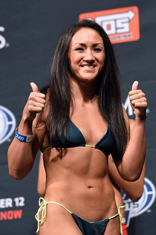 Carla Esparza - TUF 20 Finale Fighter Salaries in Las Vegas