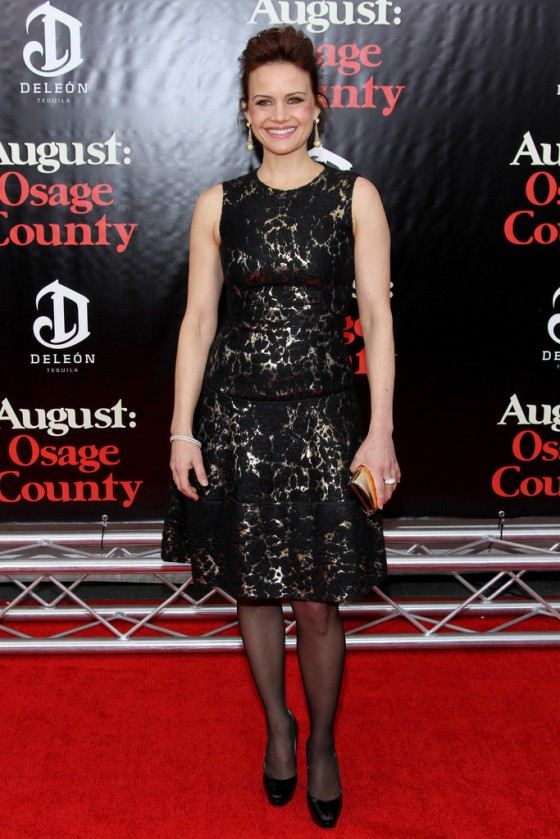 Carla Gugino – August: Osage County Premiere -02