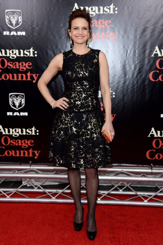 Carla Gugino – August: Osage County Premiere -03