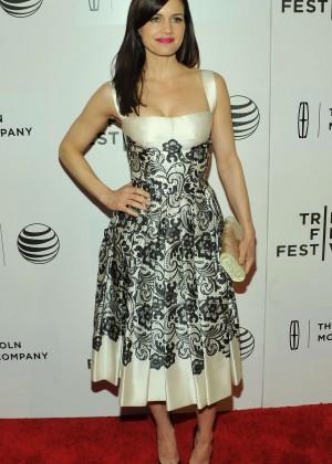 Carla Gugino: 2014 Tribeca Film Fest -03