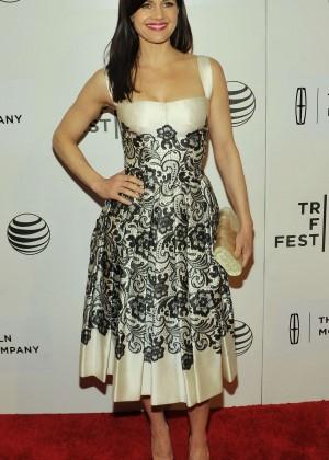 Carla Gugino: 2014 Tribeca Film Fest -04