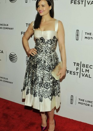 Carla Gugino: 2014 Tribeca Film Fest -05