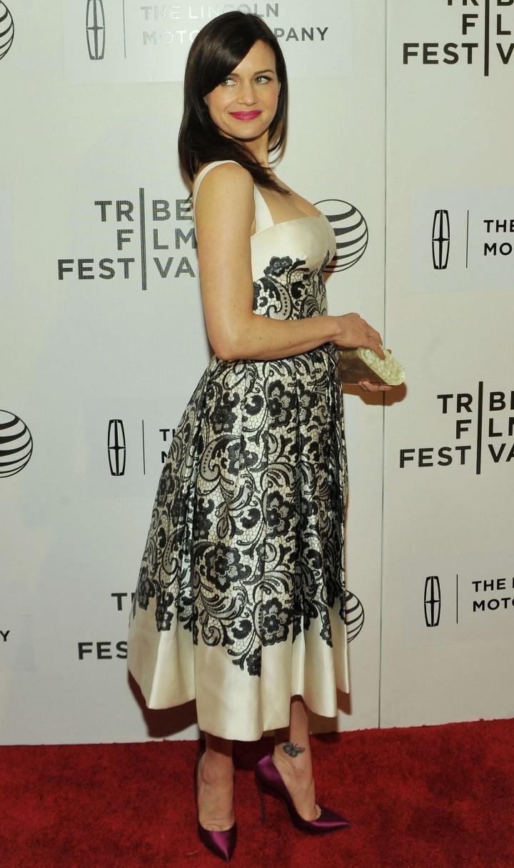 Carla Gugino: 2014 Tribeca Film Fest -07