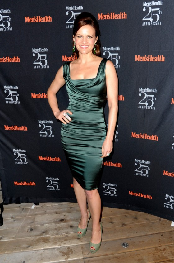 Carla Gugino – Men's Health 25th Anniversary Celebration ...