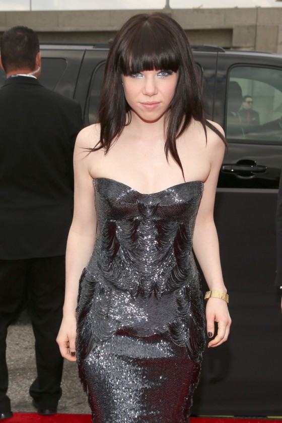 Carly Rae Jepsen – 2013 Grammy Awards -15