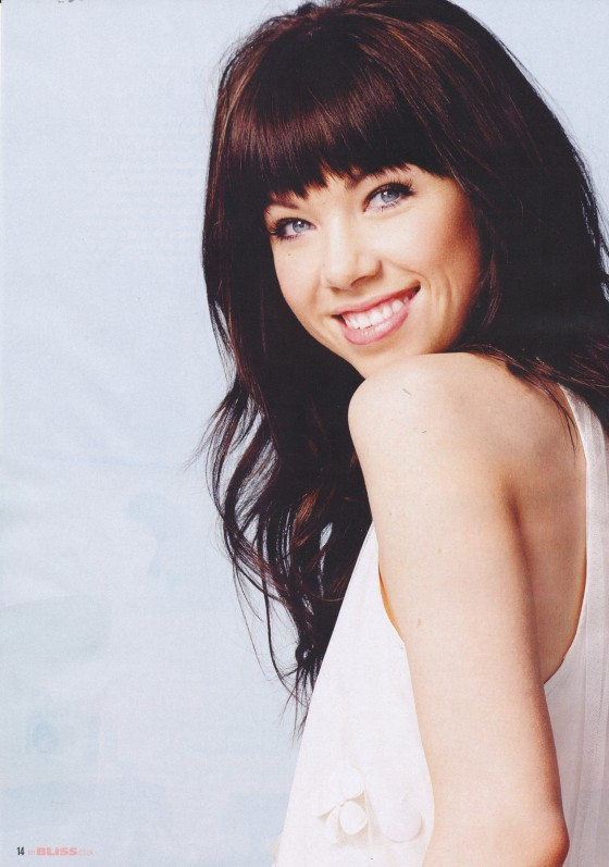 Carly Rae Jepsen – Bliss Magazine 2013 -03