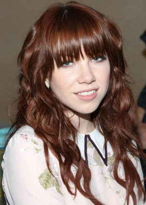 Carly Rae Jepsen at Heathers: The Musical Opening Night -05
