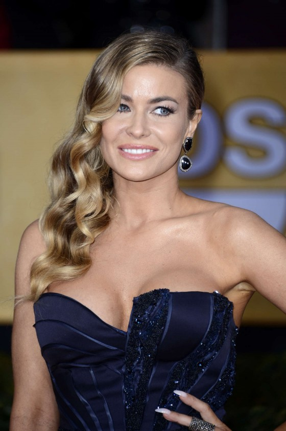 Carmen Electra at 19th Annual Screen Actors Guild Awards