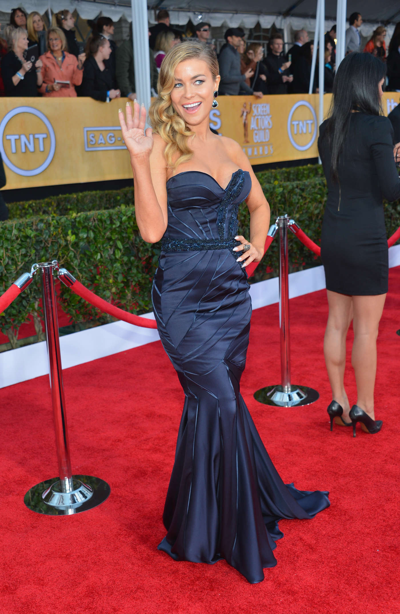 Back to FULL gallery Carmen Electra – 2013 Screen Actors Guild ...