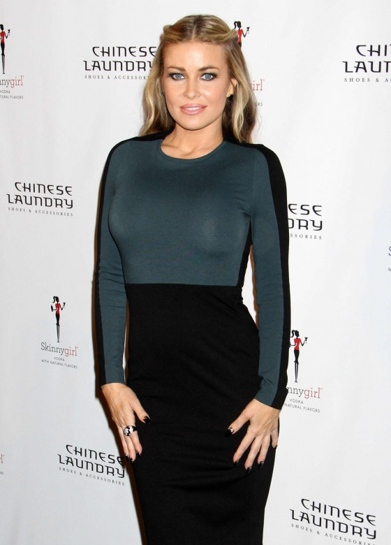 Carmen Electra - Chinese Laundry by Kristin Cavallari Launch Party in NY