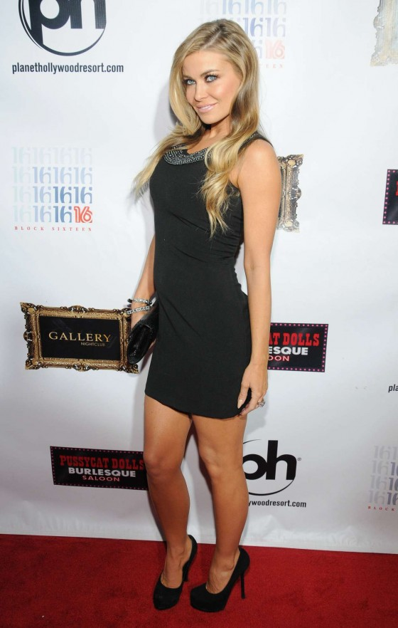 Carmen Electra - Gallery Nightclub in the Planet Hollywood Resort and Casino